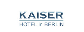 KAISER Hotel in Berlin Logo